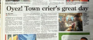 Windsor observer royal baby story