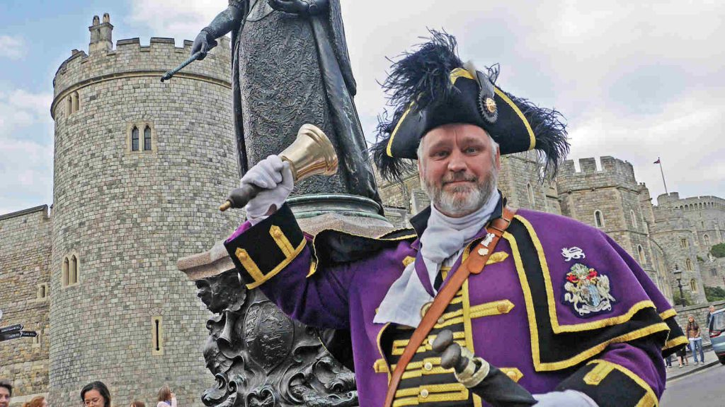 Royal Windsor Town Crier